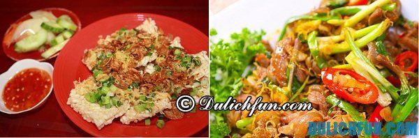 Ẩm thực Ninh Bình đa dạng phong phú với những món ăn dân dã, thơm ngon như cơm cháy, thịt dê