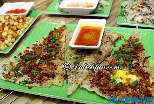 Ẩm thực ngon ở Đà Nẵng: địa chỉ ăn uống ngon bổ rẻ ở Đà Nẵng