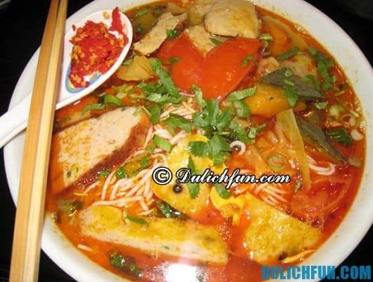 Ẩm thực nổi tiếng Đà Nẵng: món ăn ngon ở Đà Nẵng