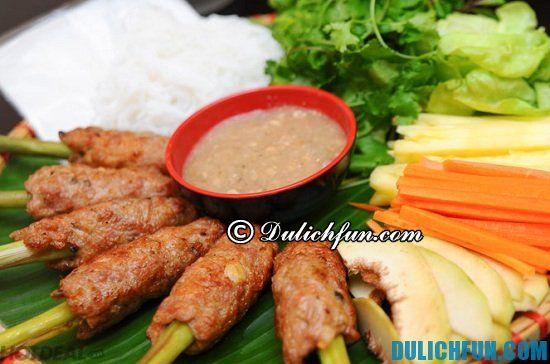 Ẩm thực Huế: những món ăn thơm ngon hấp dẫn ở Huế