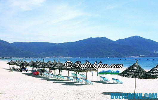 Bãi biển đẹp nhất ở Đà Nẵng không thể bỏ qua