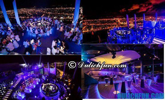 Bar - Club đẹp độc và lạ ở Đà Nẵng được yêu thích nhất: Những vũ trường nổi tiếng về đêm ở Đà Nẵng