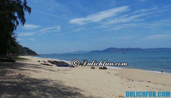 Biển Quy Hòa, biển đẹp của Bình Định, điểm tham quan hấp dẫn cho bạn và gia đình trong dịp nghỉ hè