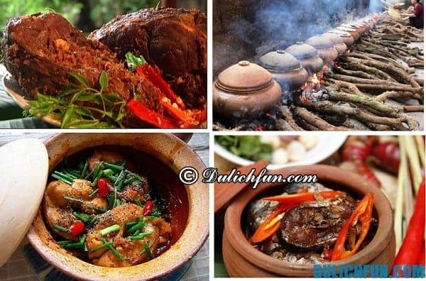 Cá kho niêu đất làng Vũ Đại, Hà Nam, một trong những món ăn ngon đặc sản tại Hà Nam