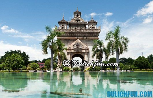 Cẩm nang du lịch Lào - Phượt Lào: Những địa điểm du lịch nổi tiếng ở Lào
