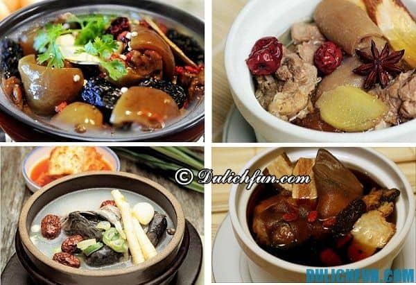 Chân dê hầm thuốc bắc, món thịt dê hấp dẫn nổi tiếng ở Ninh Bình làm say lòng du khách