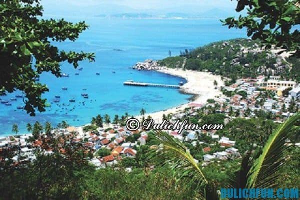 Du lịch đảo Cù Lao Xanh, kinh nghiệm du lịch đảo Cù Lao, hòn đảo đẹp, nguyên sơ.