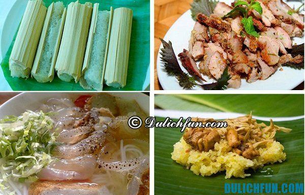 Kinh nghiệm du lịch Kon Tum đầy đủ nhất: những món ăn đặc sản truyền thống hấp dẫn và nổi tiếng của Kon Tum