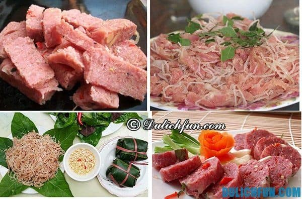 Đặc sản nem chua Yên Mạc là món ăn ngon thu hút khách thập phương nhờ cách chế biến công phu, tinh tế. Món nem ngon nức lòng thực khách
