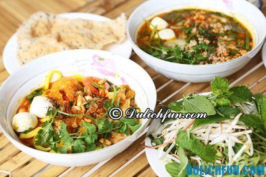 Đặc sản nổi tiếng Đà Nẵng: TOP những món ăn ngon, hấp dẫn ở Đà Nẵng