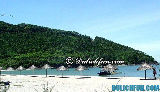Danh sách bãi biển nổi tiếng ở Đà Nẵng: địa điểm tắm biển thu hút khách du lịch ở Đà Nẵng