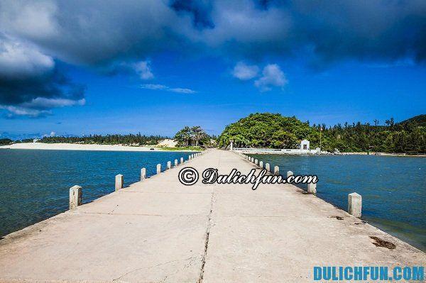 Kinh nghiệm du lịch đảo Quan Lạn tổng hợp đầy đủ nhất cho các bạn tham khảo.