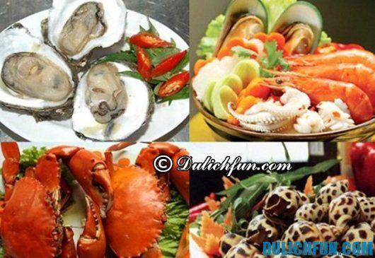 Địa chỉ ăn hải sản tươi ngon, giá rẻ ở Đà Nẵng