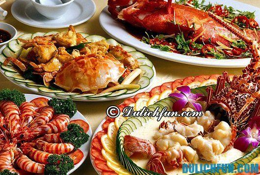 Du lịch Bình Định: Địa chỉ quán ăn, nhà hàng nổi tiếng giá rẻ ở Bình Định