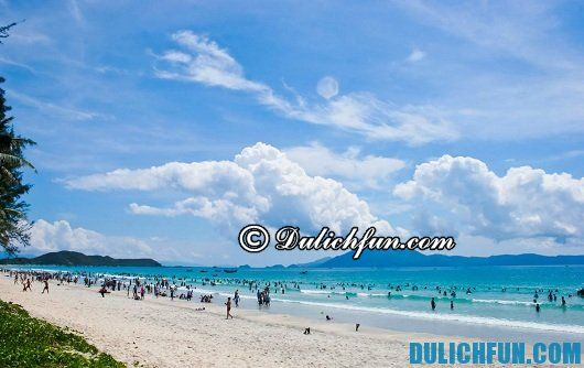 Địa chỉ các bãi biển trong xanh đông khách nhất ở Đà Nẵng: bãi biển nào ở Đà Nẵng an toàn nhất cho trẻ nhỏ
