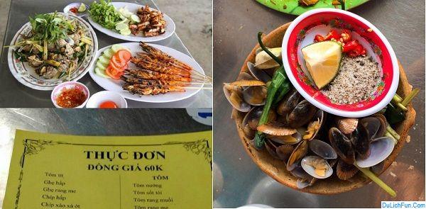 Địa chỉ quán ăn hải sản ngon, giá bình dân ở Đà Nẵng: Nên ăn hải sản ở đâu khi du lịch Đà Nẵng?