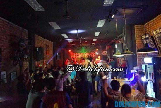 Địa chỉ vũ trường club độc đáo sáng tạo đẹp nhất Đà Nẵng: Những quán bar/vũ trường nổi tiếng nhất Đà Nẵng về đêm