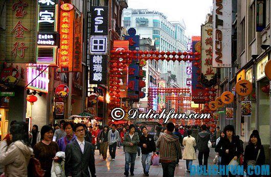 Kinh nghiệm du lịch Trung Quốc: kinh nghiệm buôn hàng Trung Quốc