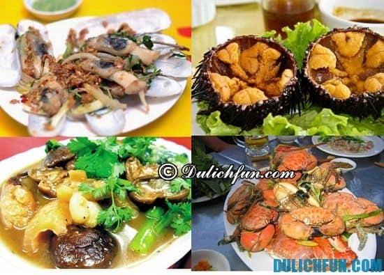 Du lịch đảo Cô Tô nên ăn món gì? Địa chỉ nhà hàng nổi tiếng ở Cô Tô