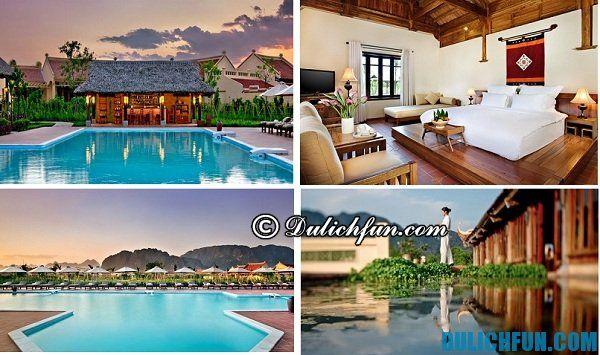 Emeralda là khu nghỉ dưỡng cao cấp tại Ninh Bình, với thiết kế sang trọng nhưng đậm nét dân dã sẽ mang lại cho du khách cảm nhận yên bình về làng quê Việt khi tới đây