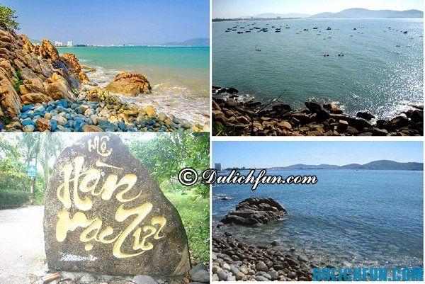 Ghềnh Ráng Bình Định điểm dừng chân đẹp và nổi tiếng ở Bình Định, nơi du khách ưa thích ngắm cảnh rừng, núi, biển trời xanh thắm. Bạn còn chờ gì mà chưa du lịch Bình Định