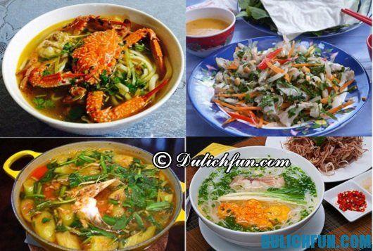 Hành trình du lịch tham quan Kiên Giang: món ăn đặc sản nổi tiếng ở Kiên Giang