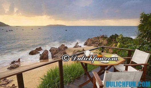 Hướng dẫn du lịch Bình Định tiết kiệm, tự túc: tư vấn khách sạn, nhà nghỉ chất lượng tốt ở Bình Định