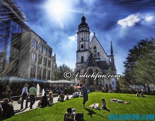 Hướng dẫn du lịch Đức giá rẻ: thông tin du lịch Đức chi tiết