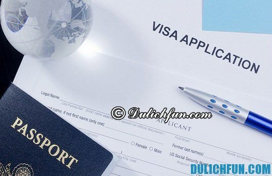 Hướng dẫn làm thủ tục visa đi du lịch Đức: