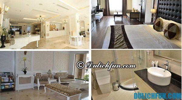 Khách sạn chất lượng 3 sao tại Hạ Long mang lại cảm giác thư giãn cho người sử dụng đặc biệt khách sạn có đầy đủ cơ sở vật chất tiện nghi sang trong