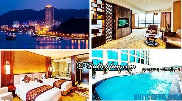 Khách sạn Mường Thanh một trong những khách sạn tốt nhất Hạ Long với chất lượng phòng tốt, phòng có đầy đủ tiện nghi đặc biệt chất lượng phục vụ luôn được đặt lên đầu