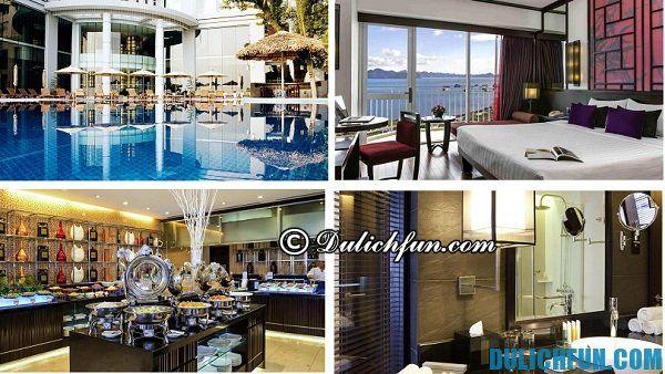 Khách sạn Novotel HaLong Bay là khách sạn 4 sao chất lượng cao tại Quảng Ninh, phù hợp với những chuyến du lịch Quảng Ninh tự túc.