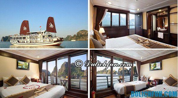 Khách sạn cao cấp ở Tuần Châu, chất lượng phòng tốt, cách phục vụ nhiệt tình, chu đáo mang lại cảm giác thư thái cho người sử dụng