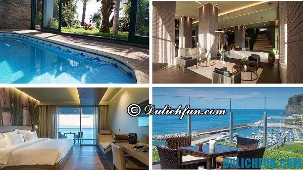 Khách sạn chất lượng tốt, giá rẻ ở Bồ Đào Nha, nội thất tiện nghi sang trọng, dịch vụ hoàn hảo, vị trí thuận tiện