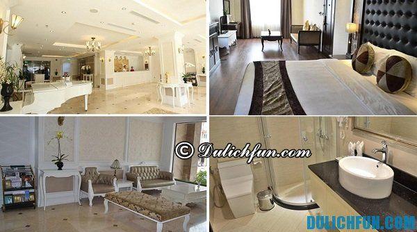 Khách sạn tốt, chất lượng cao tại Hạ Long mang lại cảm giác thoải mái cho du khách, phục vụ nhiệt tình, đồ ăn ngon, giá cả hợp lý