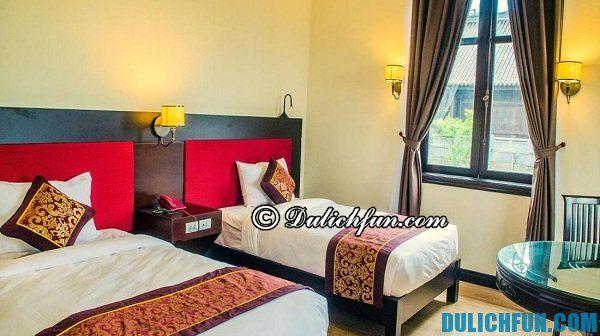 Khách sạn giá rẻ chất lượng ở Ninh Bình, khu vực chùa Bái Đính đầy đủ tiện nghi, dịch vụ hoàn hảo, vị trí thuận tiện