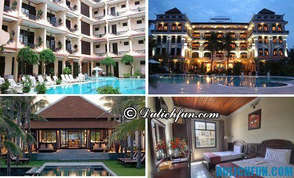 Top khách sạn tốt ở Hội An. Khách sạn chất lượng, tiện nghi, nhân viên phục vụ nhiệt tình, gói dịch vụ tiện lợi, vị trí thuận lợi cho di chuyển du lịch Quảng Nam