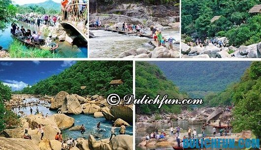 Khu du lịch nổi tiếng ở Bình Định: nơi vui chơi giải trí nổi tiếng ở Bình Định