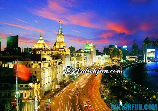 Khu du lịch nổi tiếng ở Trung Quốc: tour du lịch Trung Quốc