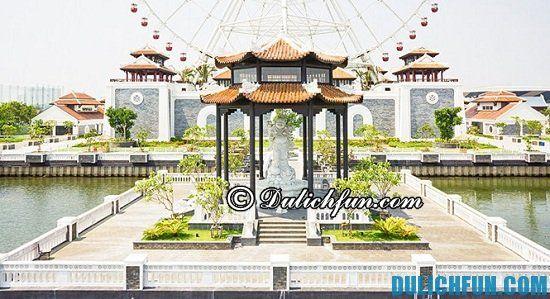 Khu tham quan tâm linh ở Asia Park Đà Nẵng