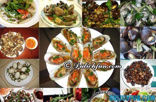 Kinh nghiệm ăn uống món ngon ở Đà nẵng: Đà Nẵng có đặc sản gì ngon, nổi tiếng?