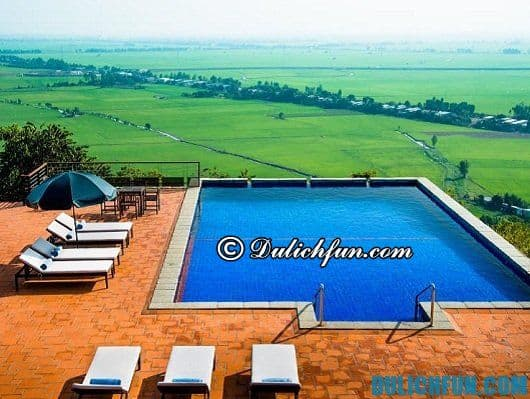 Kinh nghiệm chọn khách sạn khi đi du lịch An Giang: Khách sạn nào giá rẻ, chất lượng tốt ở An Giang