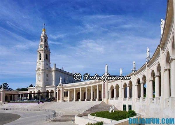 Thời điểm thích hợp du lịch Bồ Đào Nha