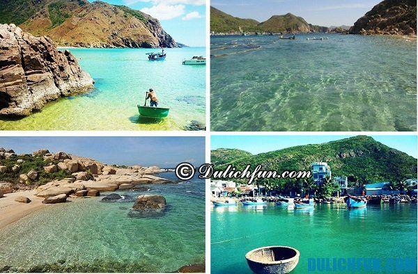 Kinh nghiệm du lịch đảo Cù Lao, hòn đảo có nhiều địa điểm đẹp ngọn hải đăng, giếng ngọc...
