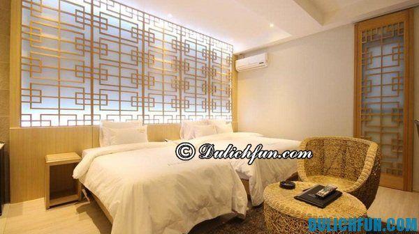 Kinh nghiệm du lịch Hàn Quốc giá rẻ tiết kiệm: Nên ở khách sạn nào khi du lịch Hàn Quốc? Địa chỉ khách sạn giá rẻ, tiện nghi ở Hàn Quốc nên lựa chọn