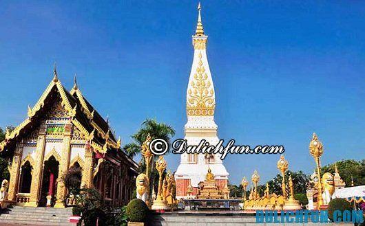 Kinh nghiệm du lịch Lào tự túc, giá rẻ: tour du lịch Lào