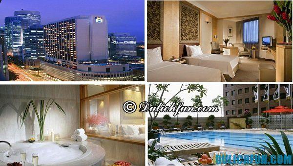 Mẹo thuê phòng khách sạn chất lượng, giá rẻ ở Singapore. Kinh nghiệm du lịch Singapore chất lượng,giá rẻ