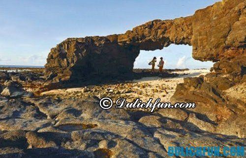 Kinh nghiệm du lịch đảo Lý Sơn và những địa điểm du lịch tuyệt đẹp trên đảo Lý Sơn