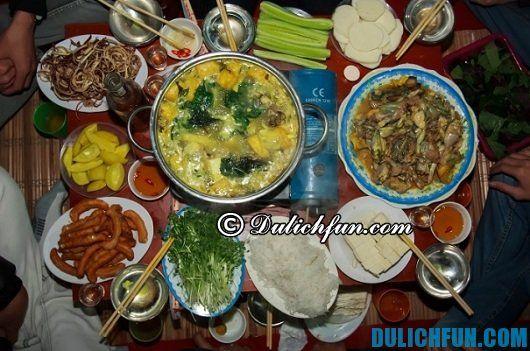 Kinh nghiệm khám phá du lịch Thái Nguyên tiết kiệm: Quán ăn ngon rẻ ở Thái Nguyên