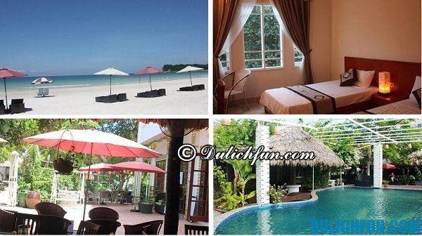 Khách sạn tiện nghi hiện đại trên đảo Quan Lạn. Kinh nghiệm thuê phòng khách sạn giá rẻ, tiện nghi, chất lượng tốt trên đảo Quan Lạn